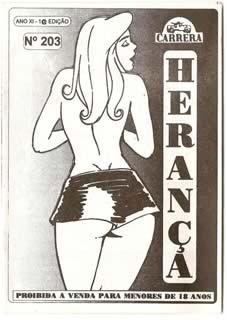 HERANÇA - HENTAI