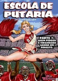 ESCOLA DE PUTARIA