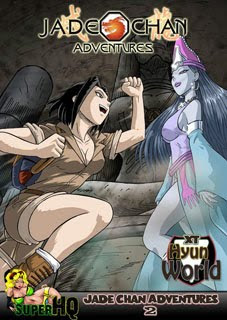 PALCOMIX - JADE ADVENTURES 2