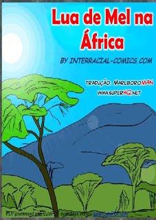 LUA DE MEL NA AFRICA