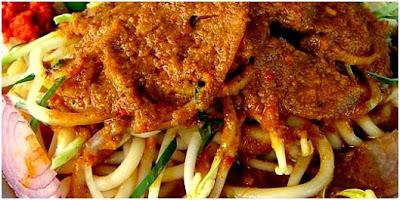 Restoran Melayu (Malay restaurant) Resepi JM Beriani Sedap Johor, di