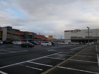 大和田のショッピングセンター
