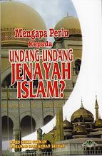 Buku Undang-Undang Jenayah Islam
