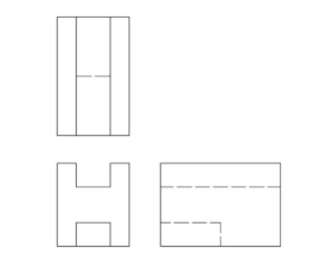 Mechanical Drawing How To Make An Isometric Projection From