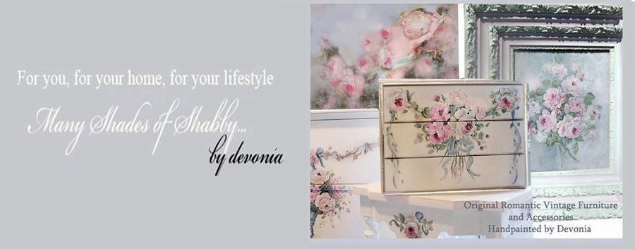 Many Shades of Shabby by Devonia
