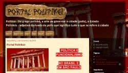 Agora os conteúdos do Brasil Nova Era estão no Portal Politikei