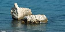 La roccia del cane a Rodi Garganico