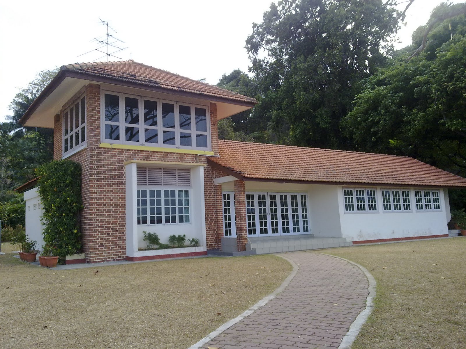 ALOHA CHANGI Cottage