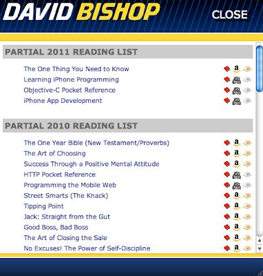 Book List