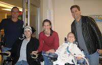 Bill, Dan, Beth [Alex Mom], Alex, Kevin [Alex Dad]