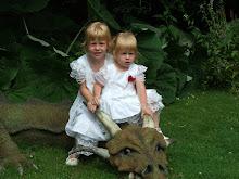 Mijn dochters Daniëlle & Fabiënne