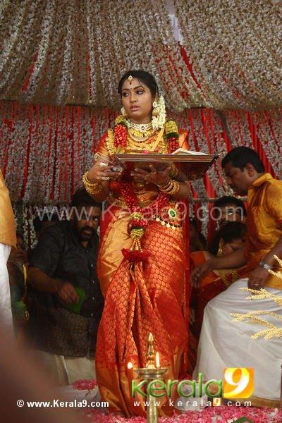 actress navya nair wedding photos