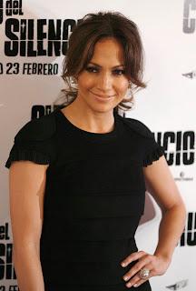 Jennifer Lopez in Madrid