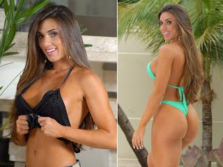 Nicole Bahls bikini