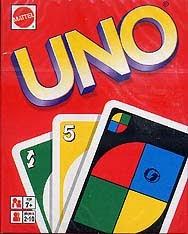 Jogo Uno é sensação entre jovens