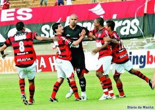 Assistir Atlético-GO x Santos ao vivo e de graça 22-05