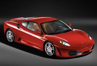 China lança Ferrari de cerâmica