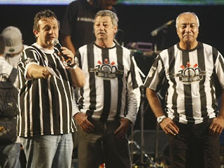 Show do centenário do Corinthians