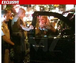 Paris Hilton é presa em Las Vegas