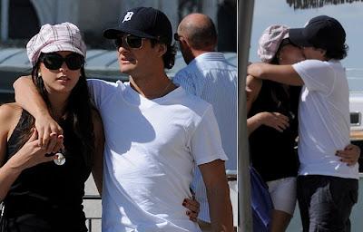 Alexandre Pato e Debora Lyra estão namorando