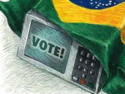 Dia das eleições 2010