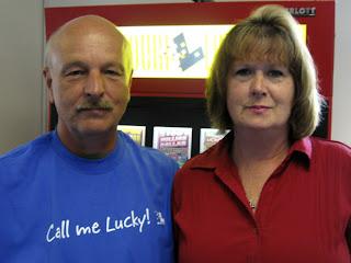 Americano fatura dois prêmios na loteria