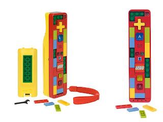 Controle de Lego do Nintendo Wii