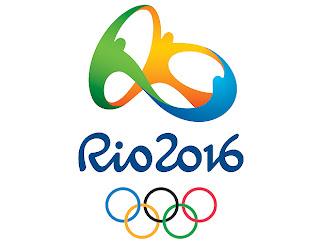 Logomarca das Olimpiadas Rio-2016