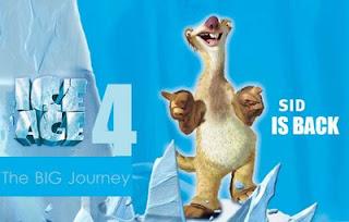 Era do Gelo 4 - Trailer do Filme