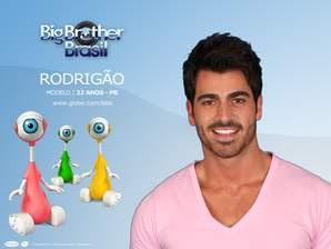 Papel de Parede Rodrigão do BBB11