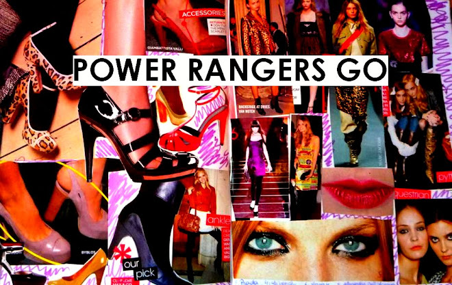 POWER RANGERS GO