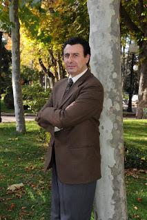 Félix Lavilla. Foto Ana Isla, El Mirón