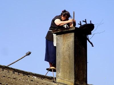 Como se enciende una chimenea y mantenimiento de esta - Como limpiar chimenea ...