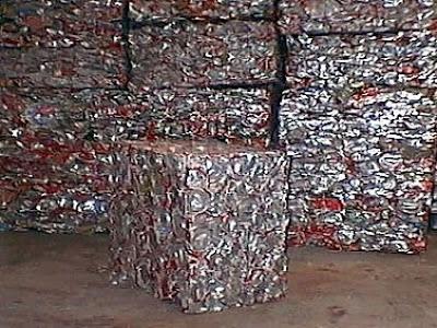 El reciclado de materiales tiene su base en el principio de
