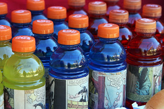 Etiquetas para botellines