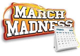 I'll show you March Madness.  Man, I hate this month.