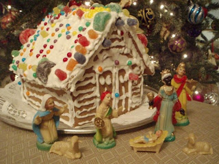 Yay! There's always room at my Gingerbread Inn!