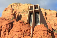 Chapel of the Holy Cross in Sedona, AZ (c)