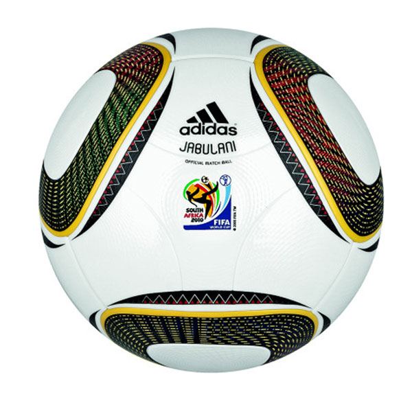 Adidas World Cup Soccer Ball. is not just a soccer ball.