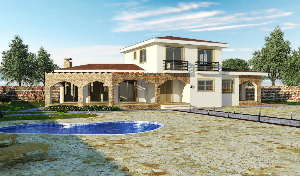 My gallery cinema 4d exterior designs for Home design 4d