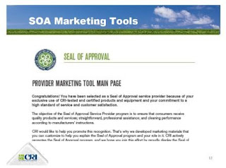 SOA marketing toolkit