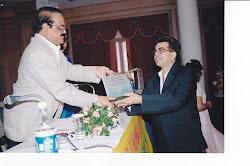 Dy CM of Maharashtra Honours Mukesh Sharma