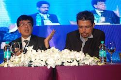Mukesh Sharma moderates .....