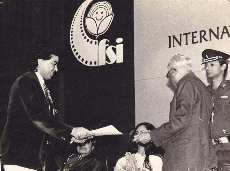 International Award for Anokha Aspatal from the President of India