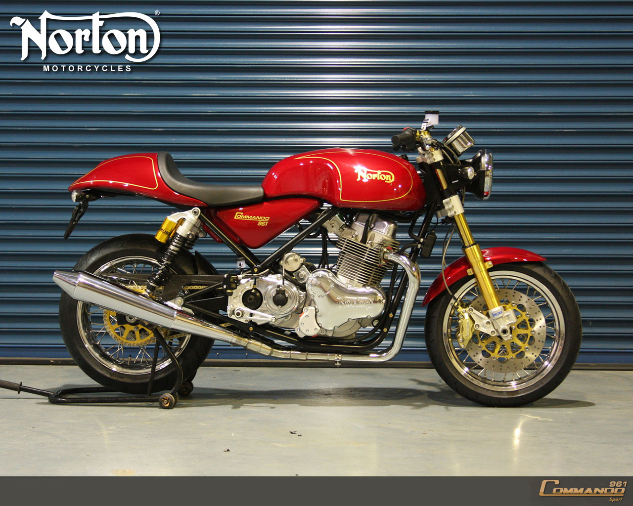 Bellissima norton commando 961 sport for Wallpaper sale uk