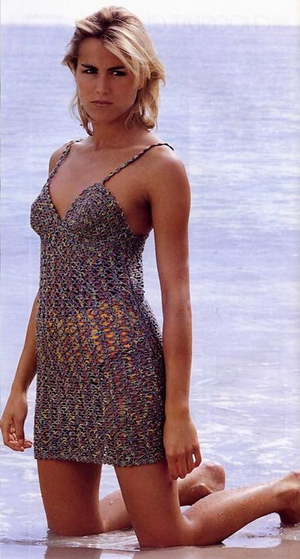 Персональный сайт - Пляжные платья, туники, юбочки, топы.