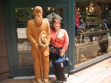 Me n' John Muir, he was a little stiff...
