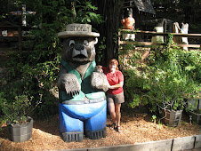 Smokey the Bear n' me.
