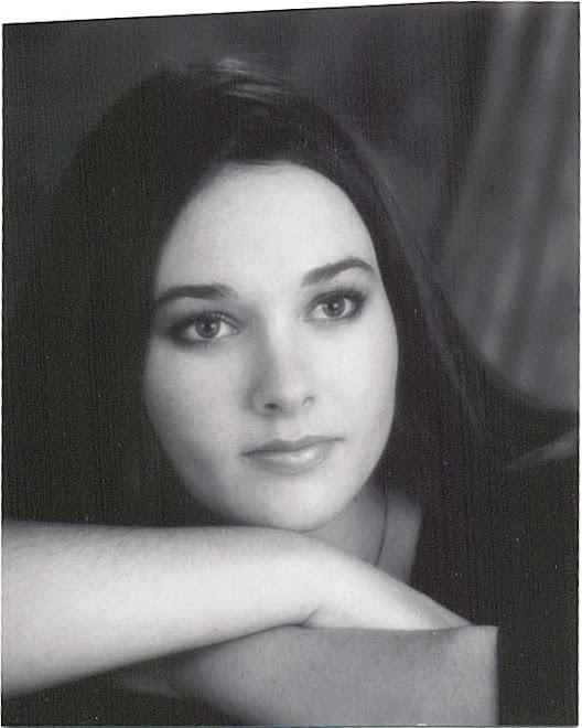 Heather Posing