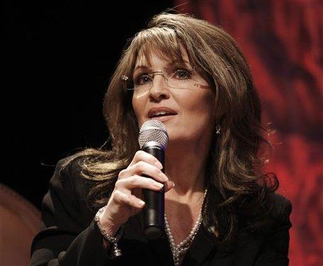 Sarah Palin Hot Photo